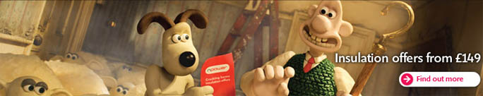 Wallace And Gromit Advert