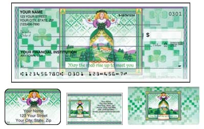 The artwork of jim shore is now available on two new check for New check designs