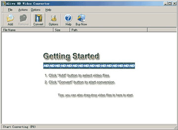 how to change movie maker file format