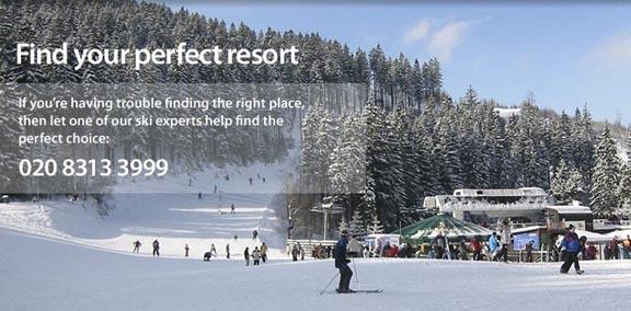 Ski Line Expands Website Services