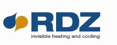 RDZ Industrial Heating - High Comfort and Energy-saving