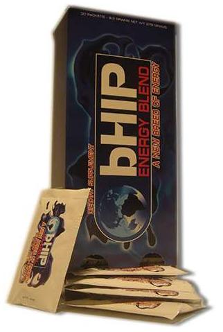 BHIP GLOBAL Inc. ENERGY BLEND (Dietary Supplement) Add