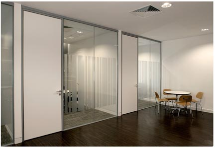office partitions with doors. The Two New Glass Doors Are Designed To Glide Smoothly Open, Saving Precious Office Space And Creating A Sophisticated Sleek Aesthetic. Partitions With R