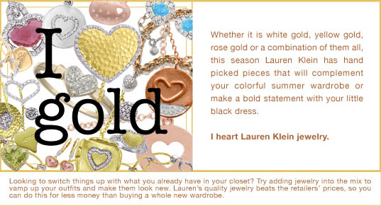 Budget-Conscious Jewelry Lovers Will Delight In The Latest Fall Trends