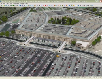 Quadstone Paramics Integrate Google Sketchup Support