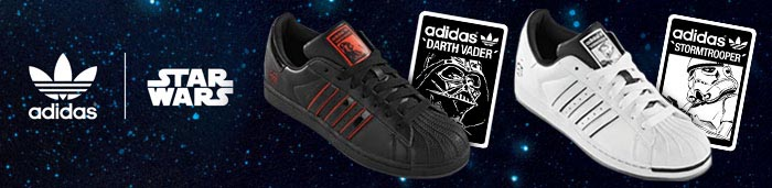 JD Sports Releases Adidas Originals x Star Wars Collection