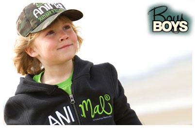 Animal Online Store Launches Youth Division Collection