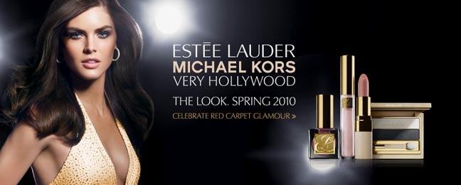 Estee Lauder Introduces Michael Kors Collection