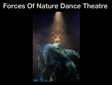"The Friends Of The Forces Of Nature Dance Theatre Present ""Stories… Of Darkness And The Lightness Of Being"