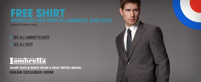 Burton Announces Partnership With Lambretta