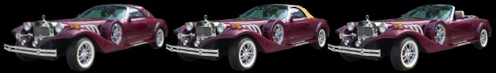Palazzi Motor Cars re design's The Godfather Roadster