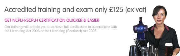 PLH Online Launch NCPLH Personal Licence Holder Qualification And Exam In England & Wales