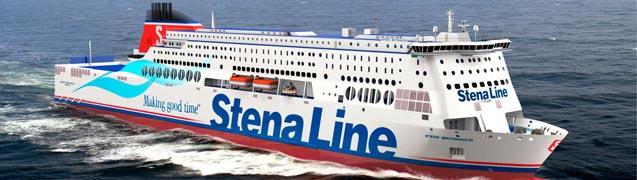 Stena Line Hollandica Takes To The Seas