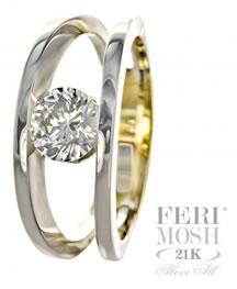 Feri Mosh 21K Jewellry