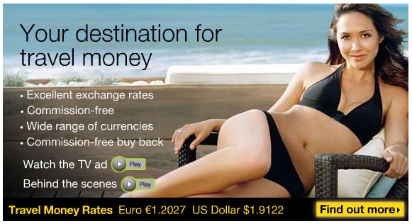 M S Travel Money Hits The Beach In New