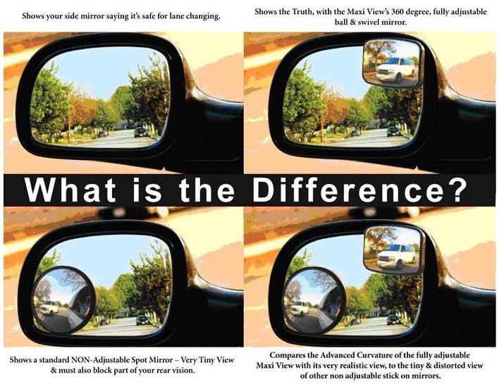 Blind Spot Mirrors Gas Saving Invenstions Asf On The