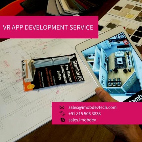 Virtual Reality Application Development Company