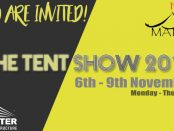 upcoming event the tent show 2017 MATRA