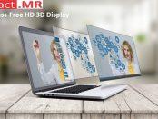 Glass-Free HD-3D-Display