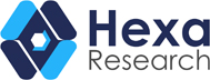hexa research logo