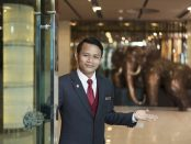 Concierge at Solitaire Bangkok