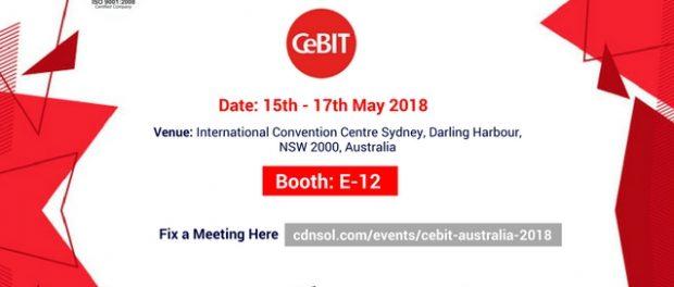 CeBIT Australia 2018
