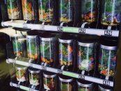 salad vending machine industry
