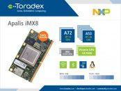 Apalis iMX8_NXP i.MX 8QuadMax