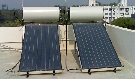 Solar-Water-Heater industry