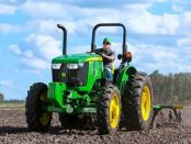agricultrural tractor industry