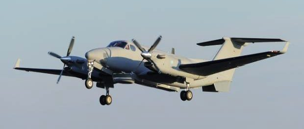 airborne surveillance industry