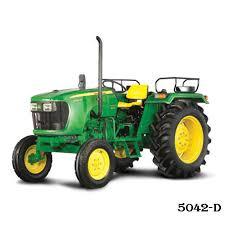 Agricultural Tractors Market