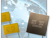 New Yorker Electronics releases two new series of ASC Capacitors self-healing BLF (Board Level Filter) and BLS (Board Level Snubber) Capacitor Series