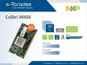 Colibri iMX8X Early Access