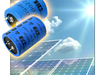New Yorker Electronics now Supplies the new Vishay BC Components 500 PGP-ST series of Aluminum Screw-Terminal Capacitors