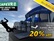 EscapeVR Trapped Above the Clouds - Lunar New Year Sale