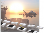 New Yorker Electronics has announced the distribution of Vishay High Reliability Thin Film and Thick Film MIL-PRF-55342 Military Qualified Resistors are Uniquely Designed for Avionics, Military and Space Markets