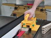 MICROJIG recently was named the No. 1 brand in safety at Rockler Woodworking and Hardware. The company is on a mission to end table saw injuries by 2020.