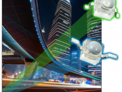 New Vishay Space-Saving Ultrabright LEDs Produce High Luminous Flux and Intensity