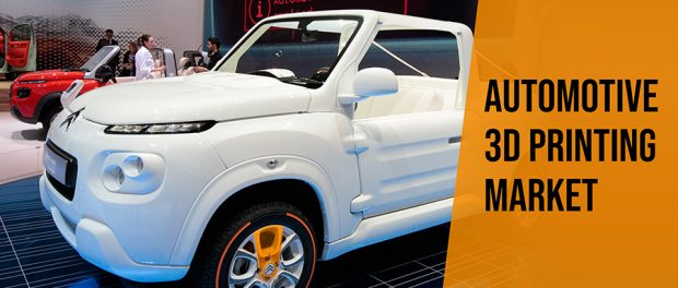 Automotive 3D Printing Market