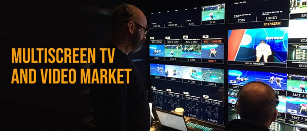 Multiscreen TV and Video Market