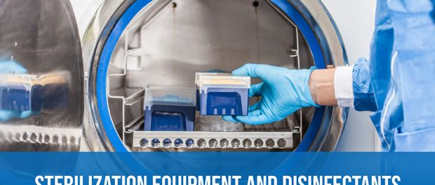 Sterilization Equipment and Disinfectants Market