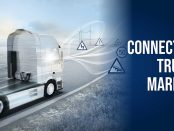 connected truck market