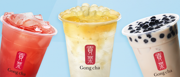 Gong Cha USA Bubble Tea