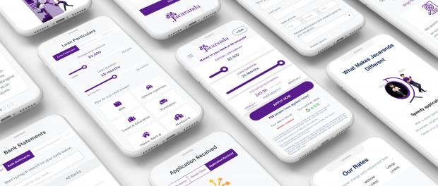 Jacaranda Finance Mobile