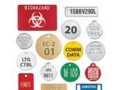 metal tags