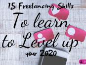 Skills in freelancing