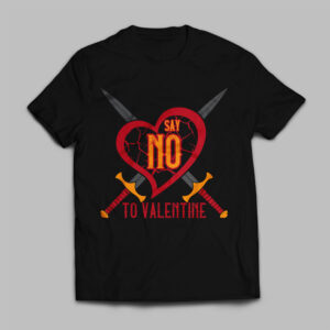 Cre8iveSkill's Say no To Valentine