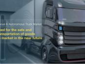 Autonomous truck market