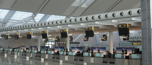 Check-in Counters Market